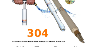 Win this Handy Well Pump