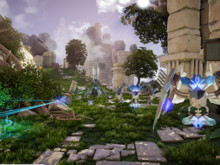 Obsidian helping develop an MMORPG where you play as gods photo
