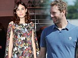 Late-night milkshakes: Coldplay frontman Chris Martin at the center of rumors of friendship with fashionista Alexa Chung