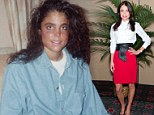 Permed hair, heavy eyeliner and even teen acne: Bethenny Frankel pokes fun of herself with embarrassing Throwback Thursday photo