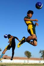 Taking it to the Street: World Cup to help children kicks off in Brazil
