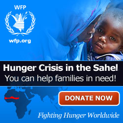 Hunger Crisis in the Sahel