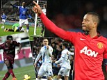 Surplus to requirements: Patrice Evra is expected to leave Manchester United, but may not end up at Inter