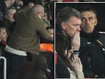Moyes confronted