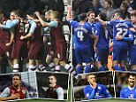 Championship clash: Promotion rivals Burnley and Leicester go up against one another at Turf Moor on Saturday