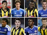 Not good enough for Jose yet? Don't worry boys, there's always room in Chelsea's Dutch talent factory