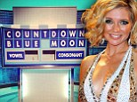 Red Devil: Countdown star Riley upset at 'Blue Moon' on letters board