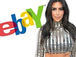 Tax documents reveal Kim Kardashian donated just $20,000 to church charity from eBay clothing auctions as she pockets a tidy $200,000 profit