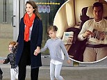 'Spring break is over': Jessica Alba lands at LAX with her husband and daughters after posting photo collage of Euro trip