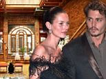 A stunning triplex carriage house, formerly rented by Kate Moss, is back on the market for a not so modest $19,000 per month. Ms Moss, 40, reportedly rented the space back in the late nineties, when she was engaged to Lone Ranger star Johnny Depp, 50, although it is unknown how long she lived there. The 1800's-era building enjoys a private setting, nestled back off a tree-lined street in the New York's exclusive Greenwich village, perfect for the paparazzi dodging supermodel.