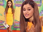 Double win! Ariana Grande nabs the Favourite TV Actress honor at the Kids' Choice Awards and woos over audiences with her chic and cheery yellow ensemble