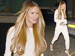Supermodel Elle Macpherson looks flawless at 50