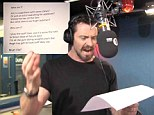 Hugh Jackman sings Who Am I? as Wolverine