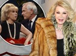 'I couldn't kill myself because I had my daughter': Joan Rivers talks about a dark time in her life after being banned from The Tonight Show