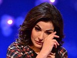 Emotional: Nigella Lawson appeared on The Michael McIntyre Chat Show that airs on BBC 1 on Monday evening