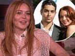 'Apparently there's a list of many guys...' Lindsay Lohan alludes to THAT sexual conquests list as she opens up about painful Wilmer Valderrama split on Ellen