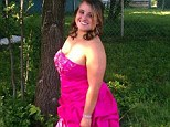 Shocking: Shannon Kleeman, 21, was found dead in the basement of the home she shared with her mother in Indianapolis