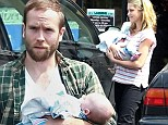 Teresa Palmer and Mark Webber out with baby Bodhi as she reveals how becoming a parent has changed her life