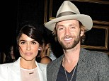 Over: Twilight star Nikki Reed and her husband Paul McDonald, have split after two years of marriage