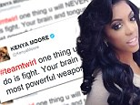 Real Housewife of Atlanta Porsha Williams will 'likely be fired' for season six reunion brawl with co-star Kenya Moore