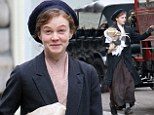 Carey Mulligan films new scenes from her drama film Suffragette