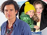 Orlando Bloom wants his son to live in England