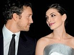 Anne Hathaway's to a happy marriage - keep the phones at bay for at least 24 hours and don't spend more than two weeks apart