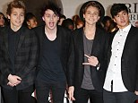 Teen sensation: Sydney boy band 5 Seconds of Summer are shaping up to be Australia's solution to One Direction. Their latest single She Looks So Perfect topped the Australian and New Zealand music charts on Sunday