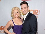 'It's the best present': Megan Hilty expecting first child with husband Brian Gallagher... and already craving 'sushi and champagne'