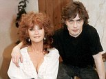 Kate and son Dickson, who was a set designer for the Merriran Theatre. He was found dead in January 2013