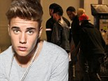 Justin Bieber hits up Montreal nightclub with pals before 'inviting three women back to his hotel room for a private party'