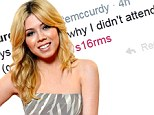 ¿I was put in an uncomfortable, compromising, unfair situation¿: Jennette McCurdy tweets a mysterious explanation for missing the Kids¿ Choice Awards