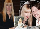 Always time for love! Rachel Zoe goes from busy book signing to date night with husband Rodger Berman