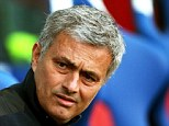 Surgery: Jose Mourinho has promised to make changes in the summer after blasting players without 'personality'