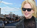 Nicole Kidman lands in Sydney along with Sunday Rose and Faith. Part 2