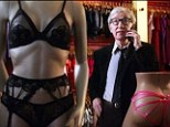 Woody Allen stars as a neurotic pimp in the movie Fading Gigolo due for release in the U.S. on April 18