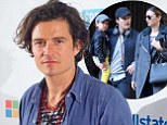 'Now I feel like I've set a course again': Orlando Bloom admits he felt 'rudderless' after split from wife Miranda Kerr