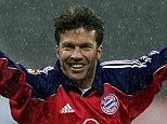 No chance: Lothar Matthaus has said that if Manchester United play as they did against City they will lose