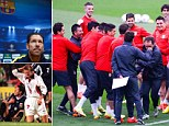 Diego Simeone is plotting Barcelona's Champions League downfall with Atletico Madrid