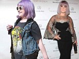 Kelly Osbourne at The Art of Elysium's 7th Annual HEAVEN Gala Presented By Mercedes-Benz on January 11