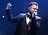 Suit And (bow)Tie...Not A Bad Thing! Justin Timberlake commands the stage at soldout London O2 Arena