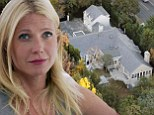 'She's not popular here': Gwyneth Paltrow's LA neighbors irritated she built nine foot fence to keep them out and has yet to say hello TWO YEARS after moving in