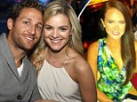 'He was flirting': Juan Pablo Galavis hit by cheating allegations as he watches tennis with pretty real estate agent who's not girlfriend Nikki Ferrell