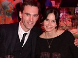 Courteney Cox and Johnny McDaid 'on the verge of marriage and already living together' reveals mutual friend Ed Sheeran