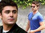 New movie: Zac Efron, shown last month in Austin, Texas, reportedly has agreed to play a lawyer in a film adaption of The Associate by John Grisham