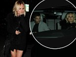 Is she dating a Pretty Little Liar? Malin Akerman spotted on dinner date with Brant Daugherty... five months after divorce announcement