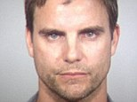 Client List star Colin Egglesfield arrested in Arizona for disorderly conduct during arts festival