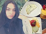 Model Shanina Shaik shares sleepy selfie and healthy food snap on her way to Polo In The Valley