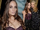 Number one fan! Alexa Ray Joel looks sultry as she performs in concert with her mother Christie Brinkley cheering from the crowd
