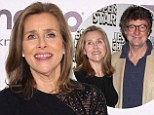 Frightening weekend: Meredith Vieira, shown last month in West Hollywood, California, shared details about a recent health scare involving her husband Richard Cohen on Twitter